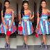 Aso ebi Style: Lovely Ankara Short Gown Style