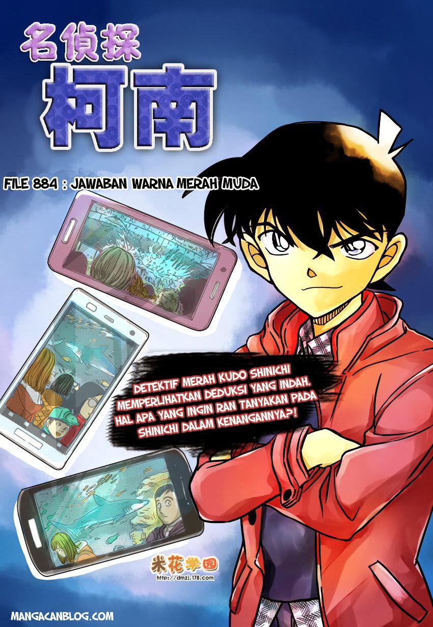 Dilarang COPAS - situs resmi www.mangacanblog.com - Komik detective conan 884 - jawaban warna merah muda 885 Indonesia detective conan 884 - jawaban warna merah muda Terbaru |Baca Manga Komik Indonesia|Mangacan