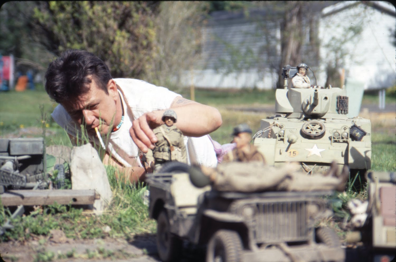 Reel Times Reflections On Cinema Marwencol