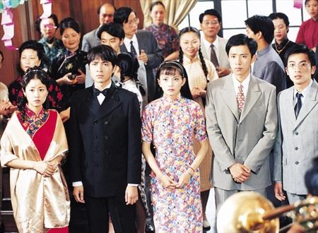 Hình ảnh diễn viên phim Tân Dòng Sông Ly Biệt