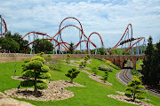 PortAventura is one of the most popular theme park in entire Europe. (port aventura)