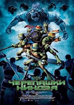 Ninja Rùa 2007 - TMNT