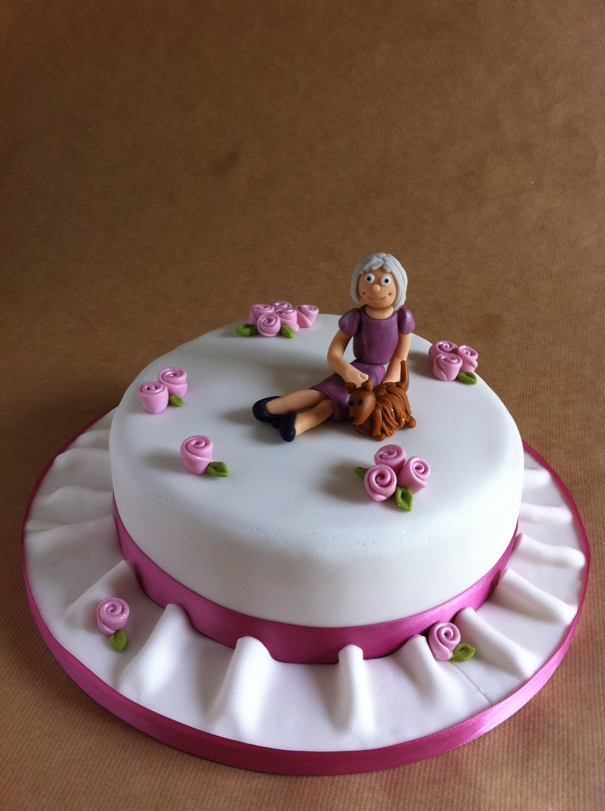 Grannys 80th Birthday Buy A Cake