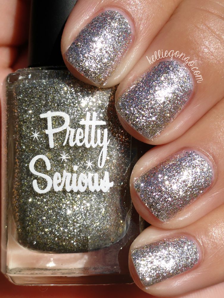 Pretty Serious Cosmetics Glitz & Glamour