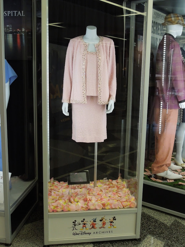 Betty White You Again wedding outfit