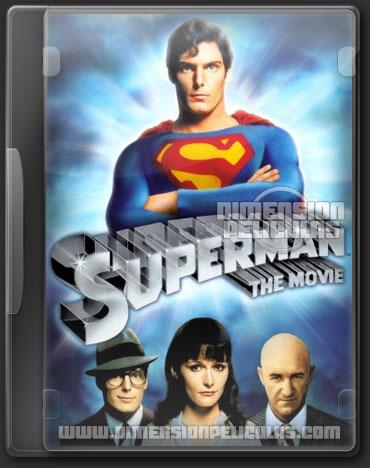 Tetralogía Superman (DVDRip Español latino)