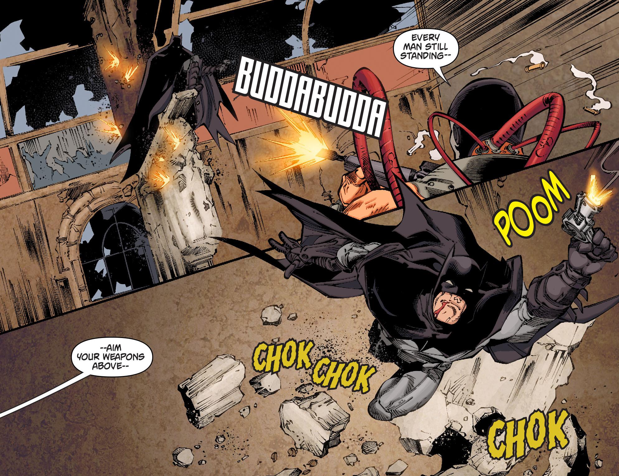 Batman: Arkham Knight [I] Issue #18 #20 - English 15