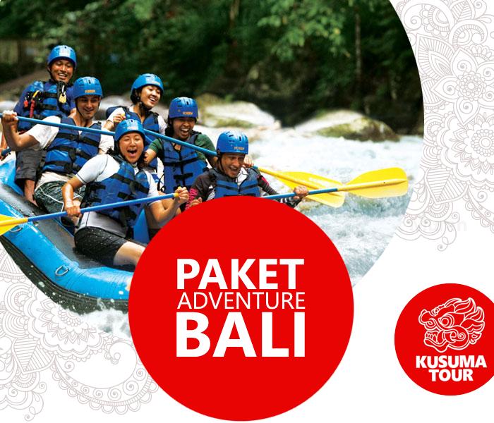 Paket Adventure Bali