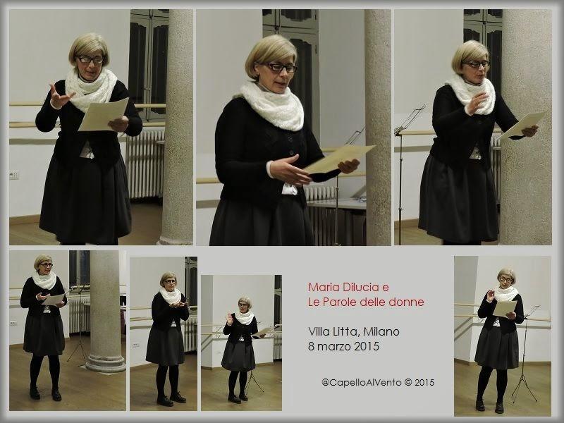Il teatro delle Donne, Milano
