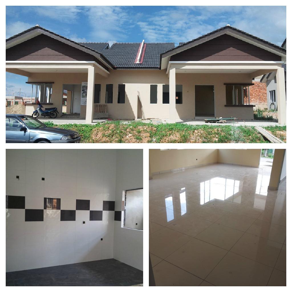Perkembangan Pembangunan rumah sehingga Januari 2013