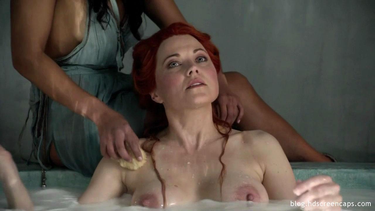 Jessica Grace en Spartacus - Canalpornocom