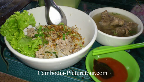 Travel cambodia for A taste of cambodian cuisine
