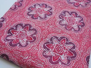 Batik Banten motif pancaniti