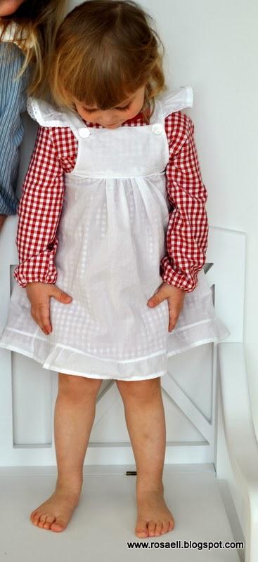 Madicken kjole