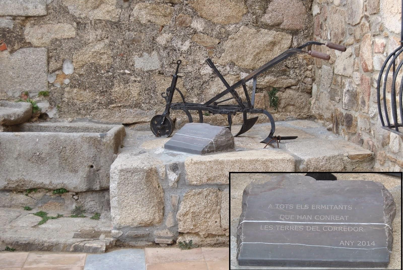 memorial dels ermitans passats