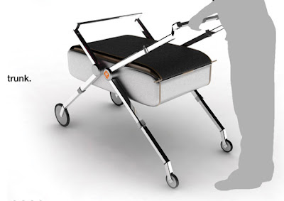 Creative Baby Strollers and Cool Baby Stroller Designs (11) 19