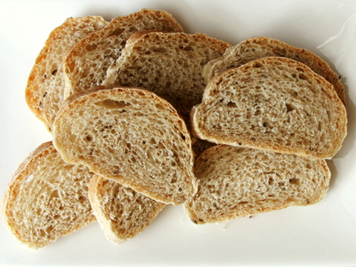 Cookistry: Cocktail Rye Bread