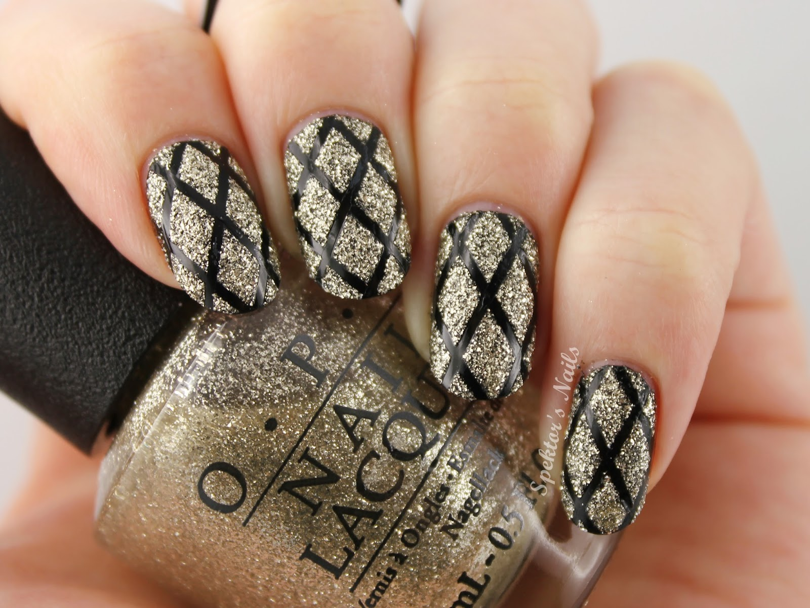 The Lacquer Legion Glam: OPI - My Favorite Ornament