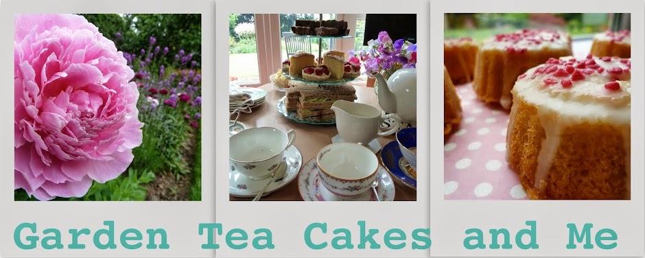 Garden, Tea, Cakes and Me