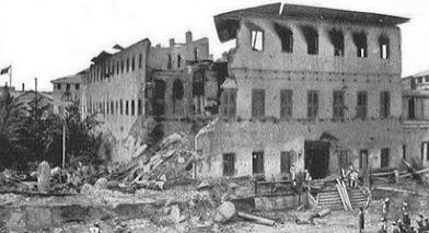 Image result for Perang Anglo-Zanzibar