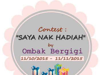 Contest Officially Tamat.