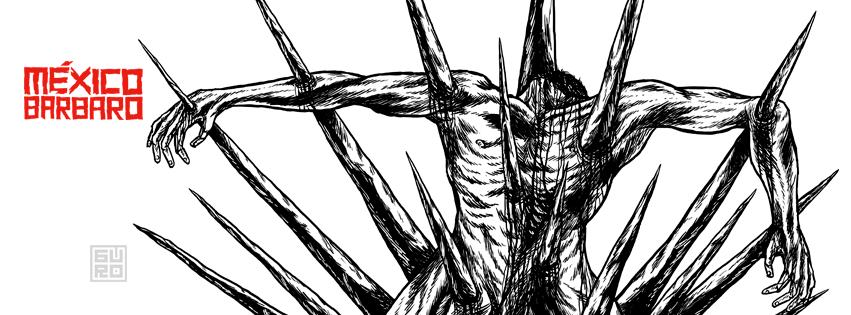 México Bárbaro: Antología de cortometrajes de horror