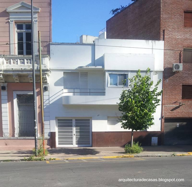 arquitectura de casas tres casas urbanas estilo moderno