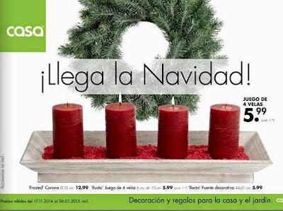 Adornos de Navidad 2014 CasaShops