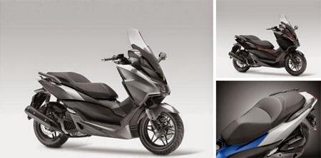 gambar motor Honda terbaru 2015