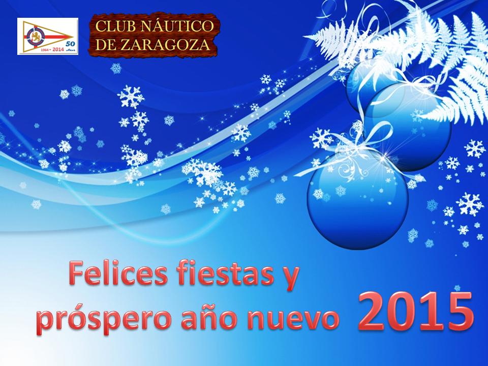 Club n utico zaragoza felices fiestas - Club nautico zaragoza ...