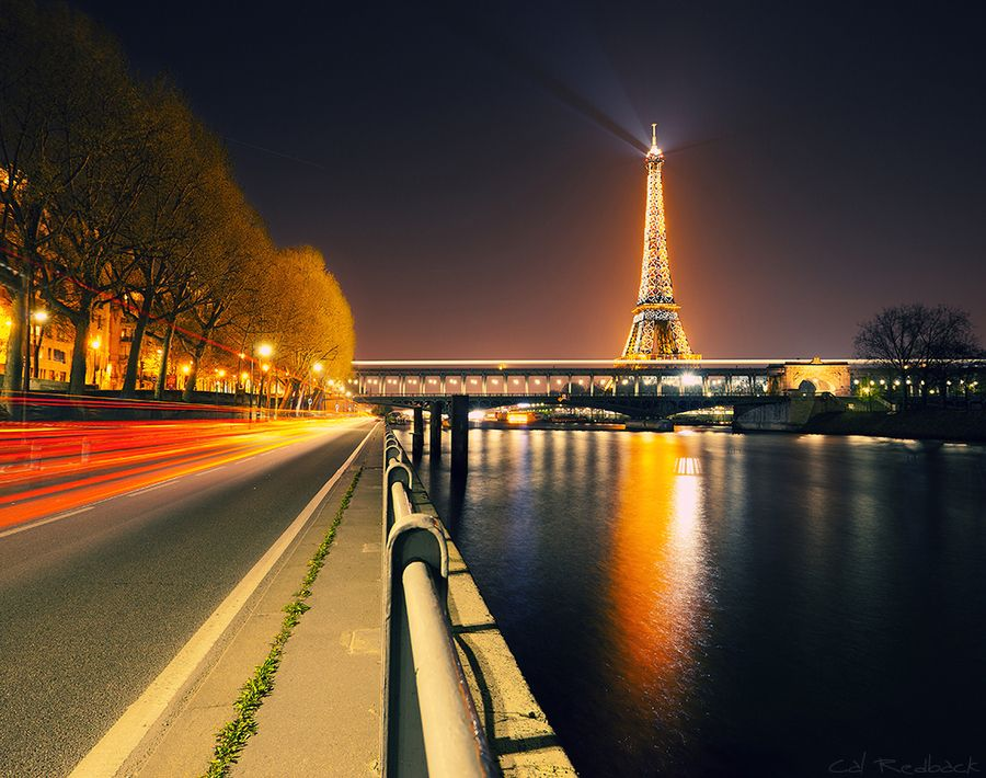 1. Paris by Cal Redback