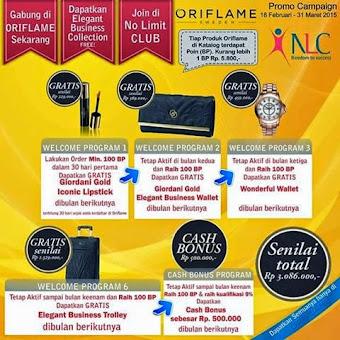GABUNG Periode 18 February - 31 Maret FREE !!  dan dapatkan hadiah total 3jutaan!! dibawah ini