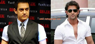 Aamir Khan battle with Hrithik Roshan