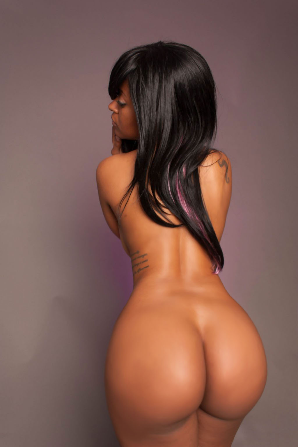 ass naked ebony