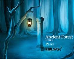 Juegos de Escape Ancient Forest Escape