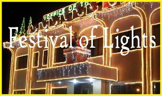 Festival of Lights in La Carlota