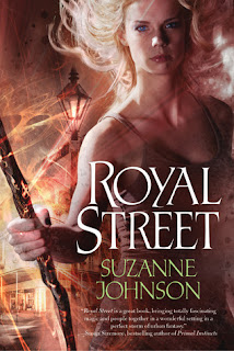 Cover image of Royal Street by Suzanne Johnson, published April 2012