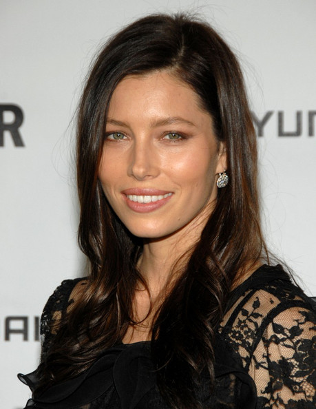 Hairstyles of Jessica Biel Film Actress