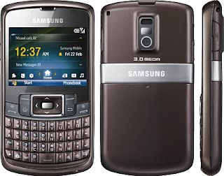 Samsung i637  another high quality business phone