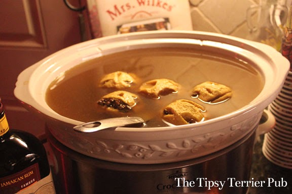 Trader Joe's Spiced Apple Cider - The Tipsy Terrier Pub Blog