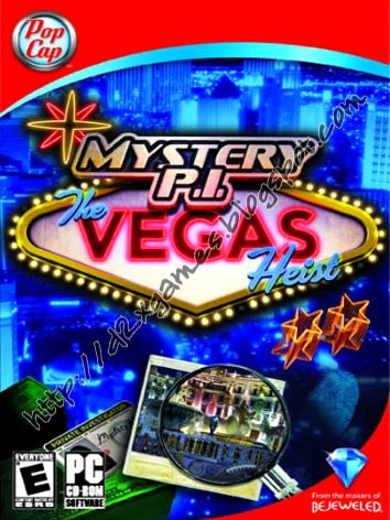 Free Download Games - Mystery PI The Vegas Heist