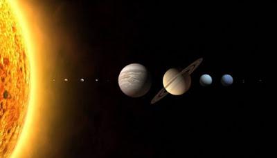 planet sejajar