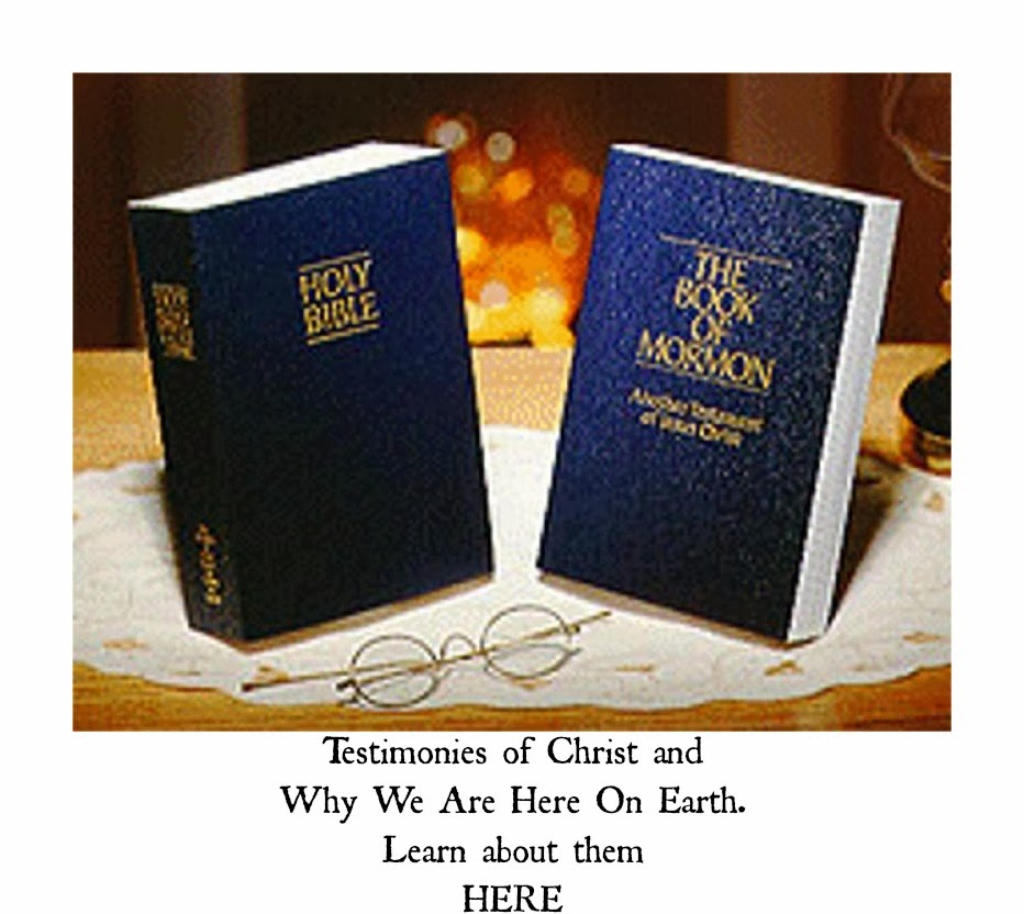 Holy Bible and Book of Mormon