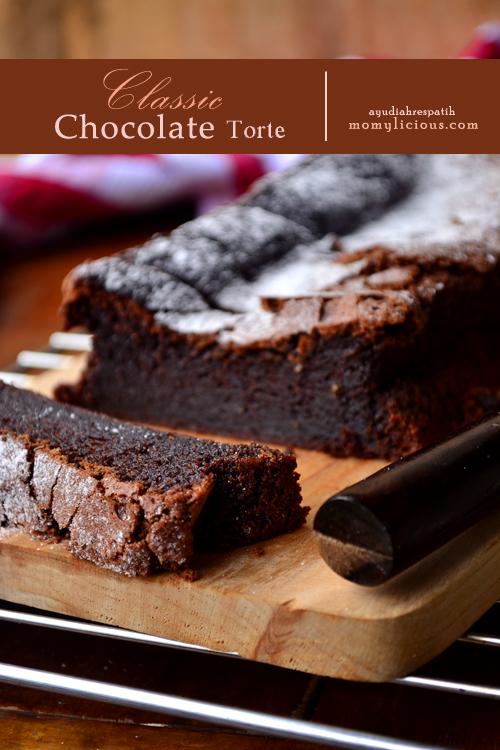 Classic Chocolate Torte