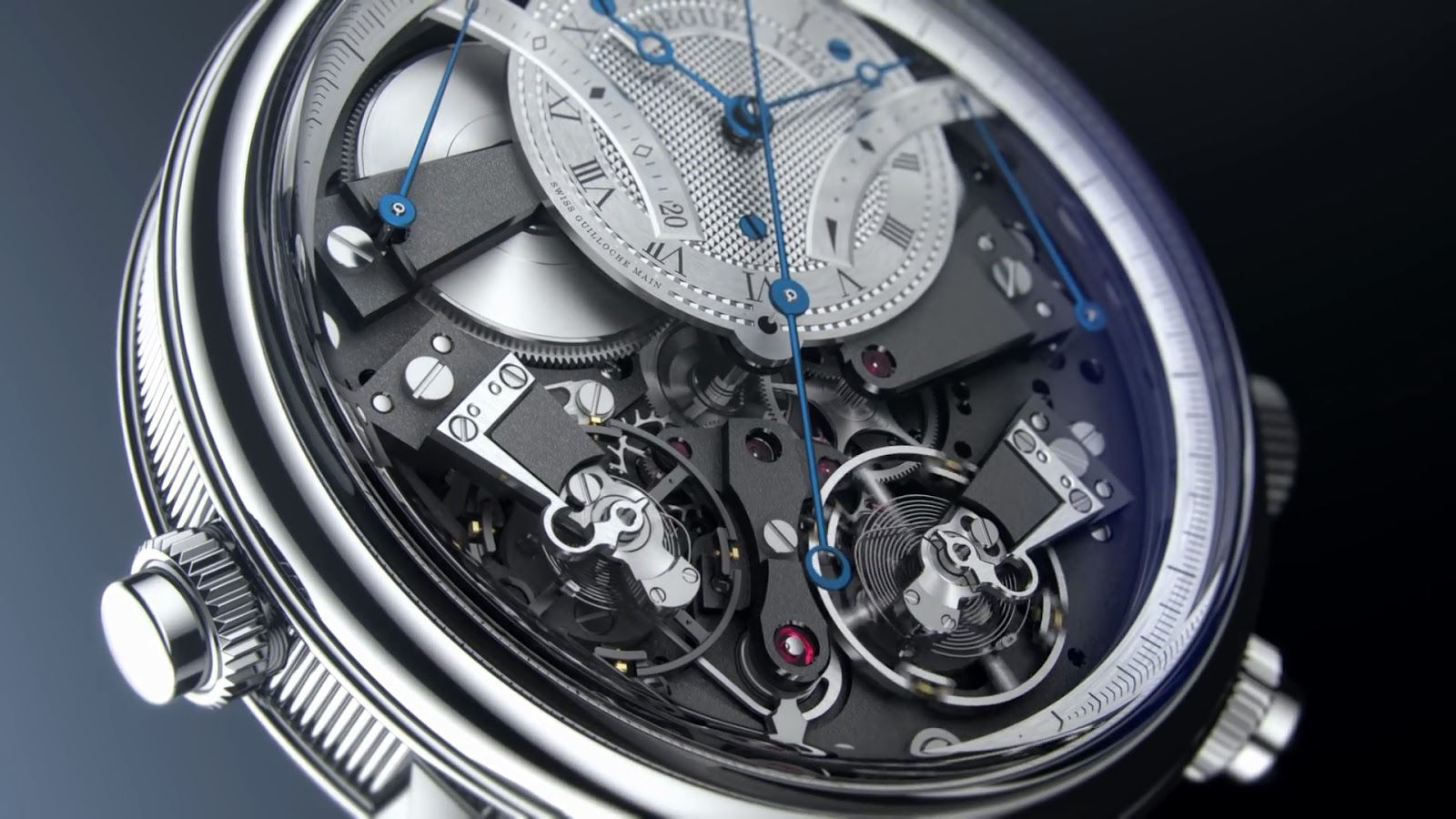 Watches 7: BREGUET – Tradition Chronographe Independant 7077