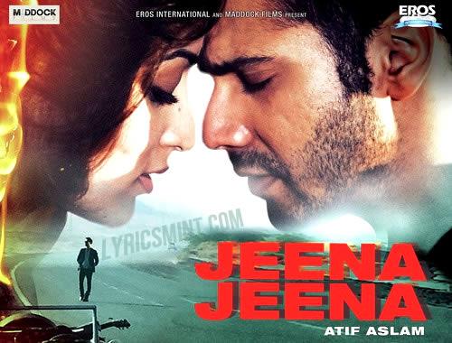 Jeena Jeena from Badlapur - Varun Dhawan