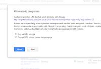 cara membuat artikel baru agar cepat terindex google