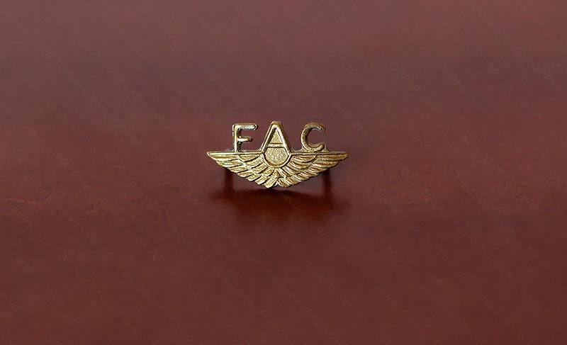 Broches o 'pin' de aviación - Fuerza Aérea Colombiana