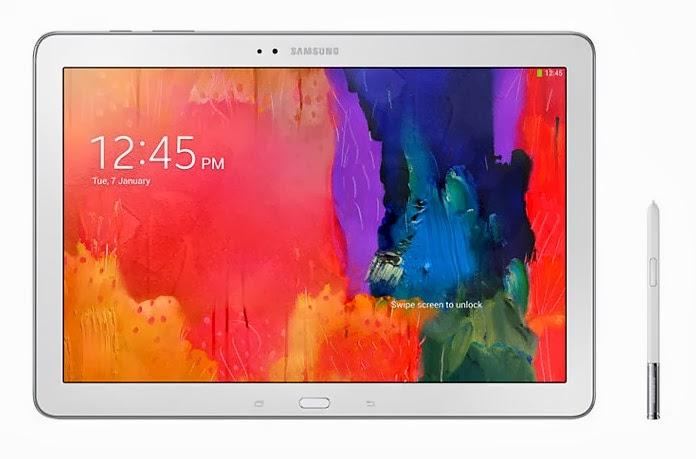Samsung Galaxy Note pro 12.1