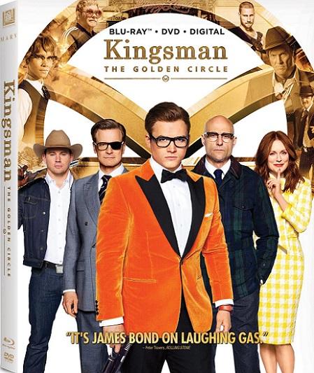 Kingsman: The Golden Circle (Kingsman: El Círculo de Oro) (2017) 1080p BluRay REMUX 29GB mkv Dual Audio DTS-HD 7.1 ch